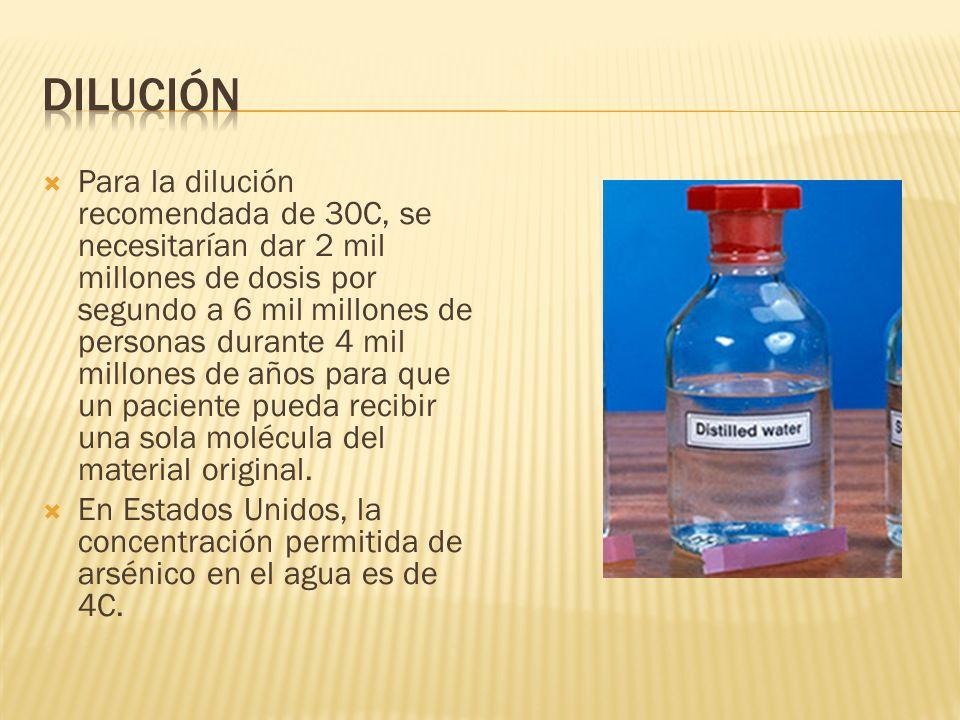El remedio utilizado por homeópatas para la gripe común tiene una dilución de 200C.