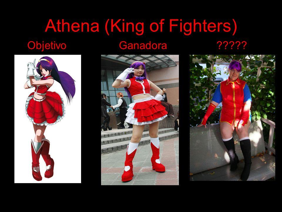 Mai (King of Fighters) Objetivo Ganadora Que pedo!!!