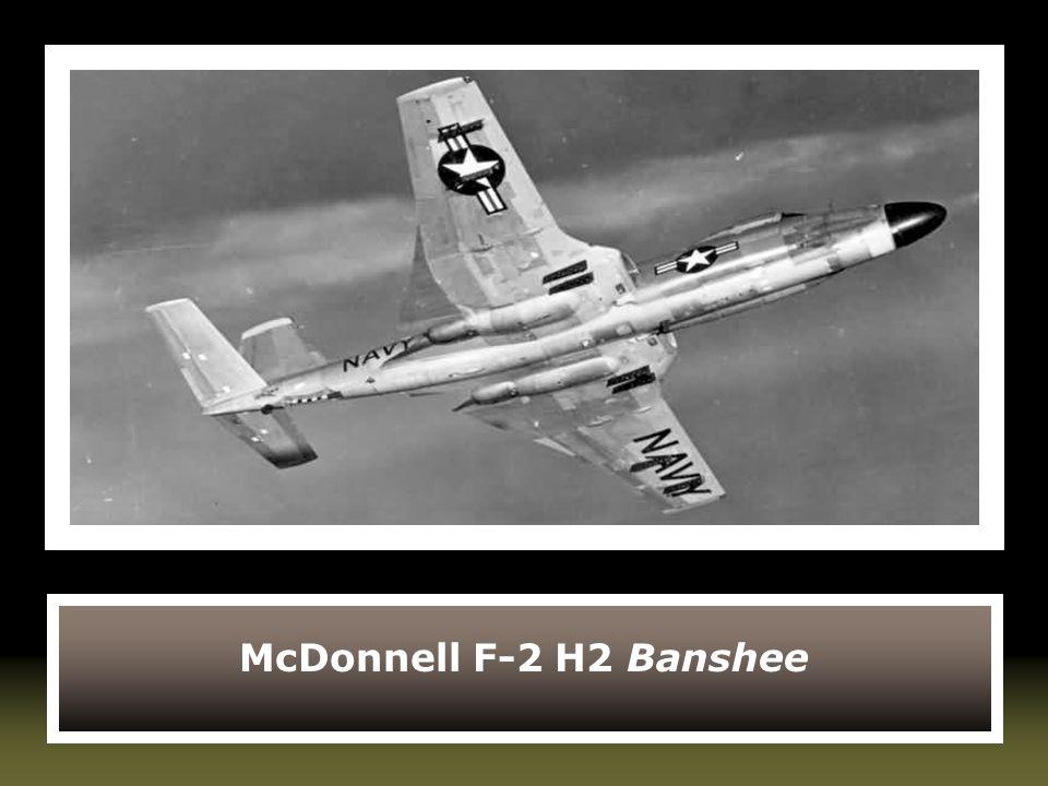 McDonnell F-2 H2 Banshee
