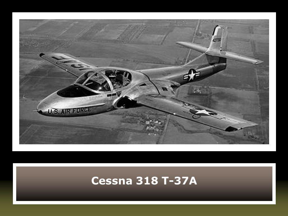 Cessna 318 T-37A