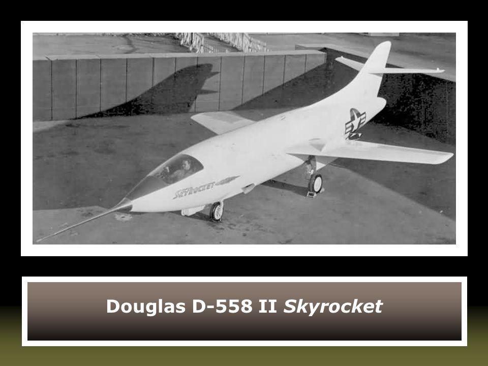 Douglas D-558 II Skyrocket