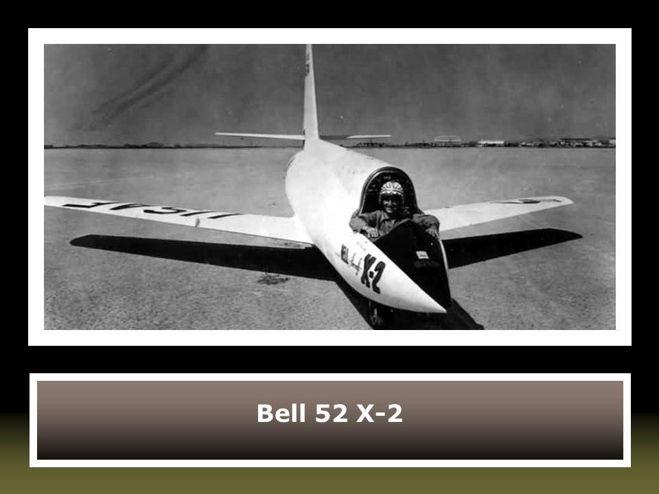 Bell 52 X-2