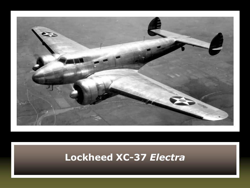 Lockheed XC-37 Electra