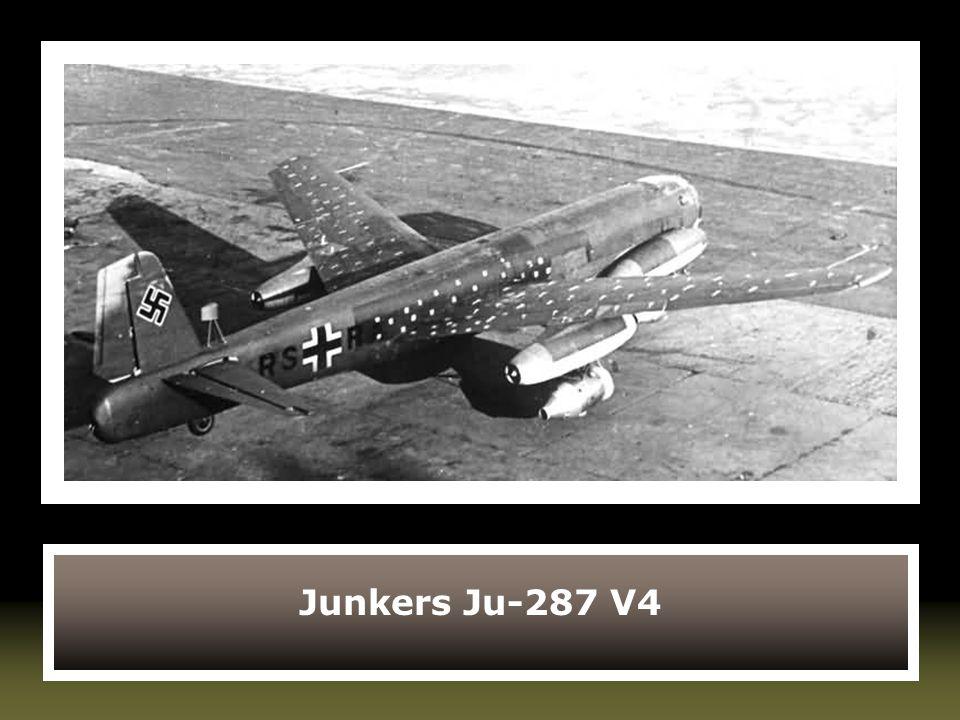 Junkers Ju-287 V4
