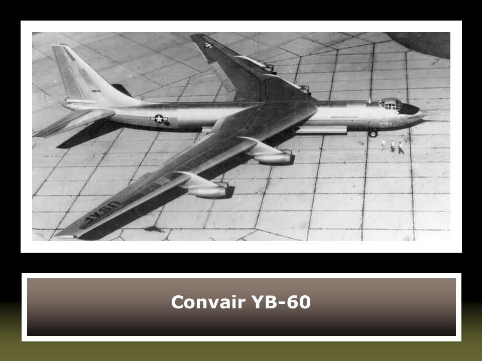 Convair YB-60
