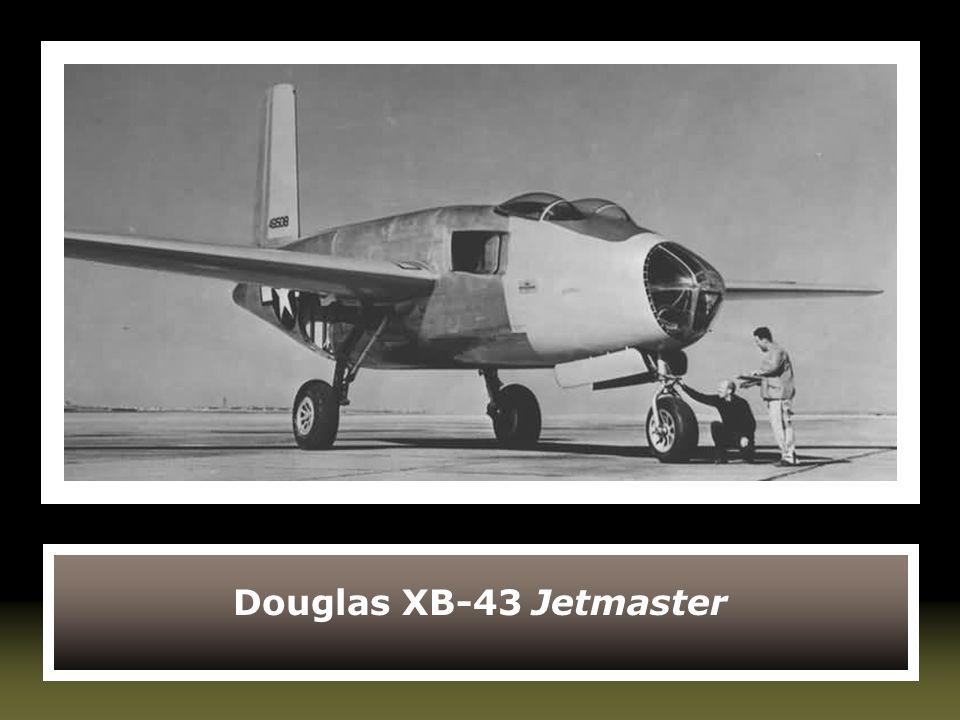 Douglas XB-43 Jetmaster