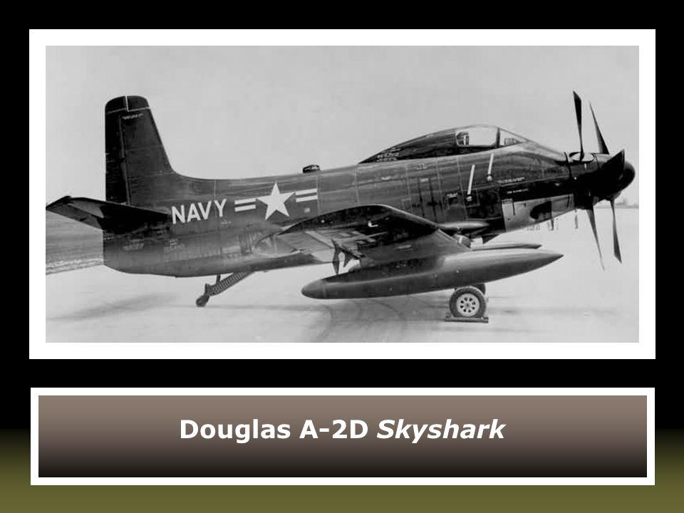 Douglas A-2D Skyshark