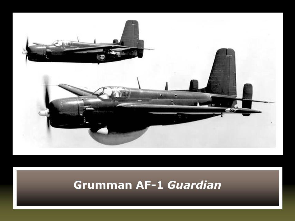 Grumman AF-1 Guardian