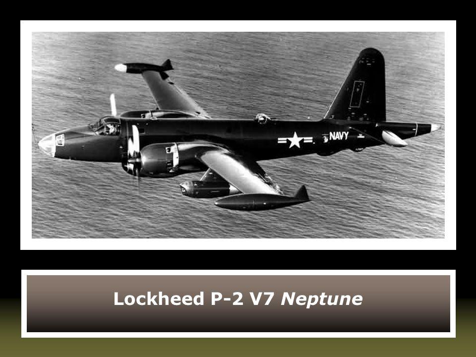 Lockheed P-2 V7 Neptune