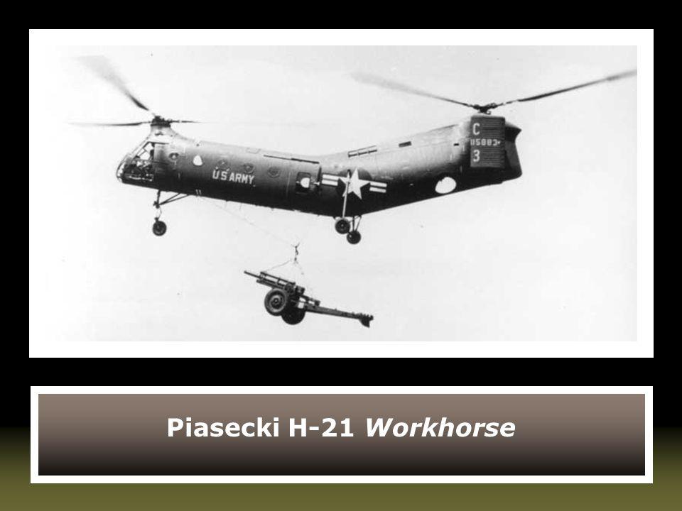 Piasecki H-21 Workhorse