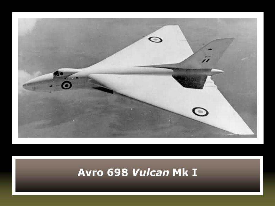 Avro 698 Vulcan Mk I