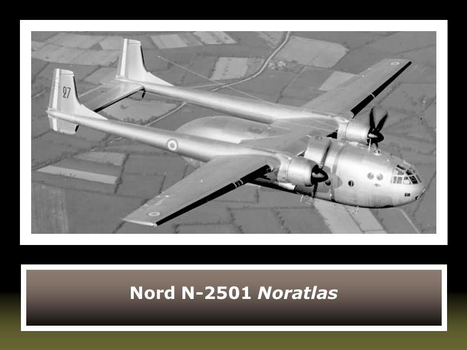 Nord N-2501 Noratlas