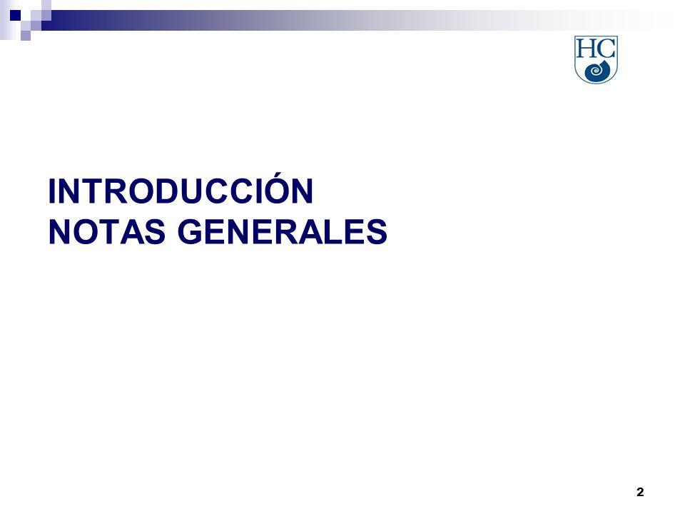 2 INTRODUCCIÓN NOTAS GENERALES