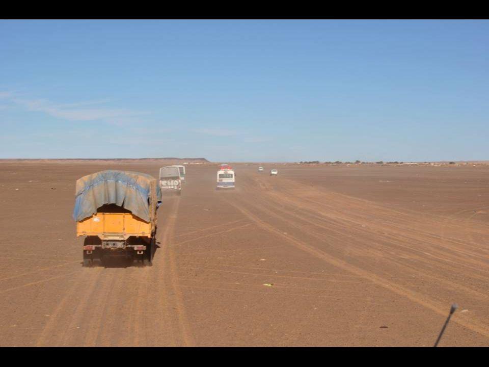 El Sahara Marathon, uno de los grandes proyectos solidarios pro saharauis, revoluciona los campamentos durante una semana.