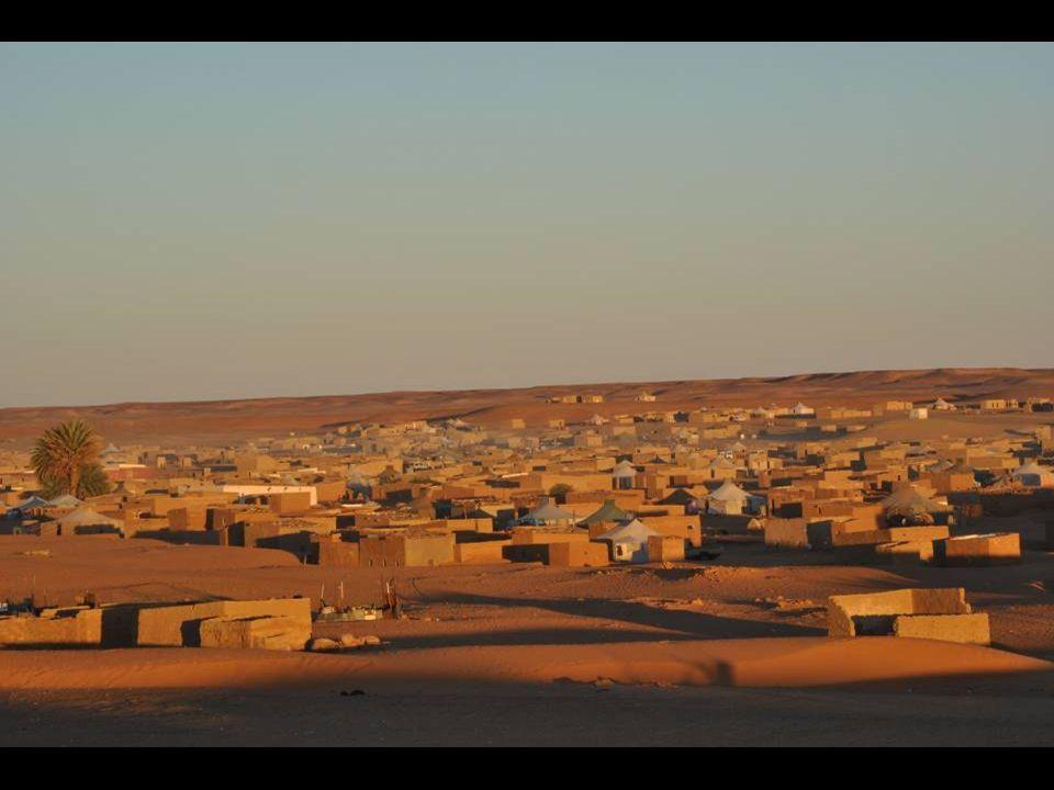 El Bubisher, otro gran proyecto solidario, nace y se desarrolla con el fin de impulsar la lectura y escritura del castellano en los campamentos de refugiados.