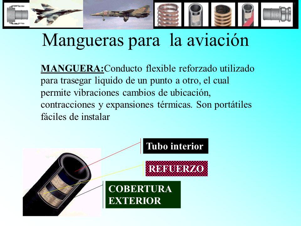MANGUERA:Conducto flexible reforzado utilizado para trasegar liquido de un punto a otro, el cual permite vibraciones cambios de ubicación, contraccion
