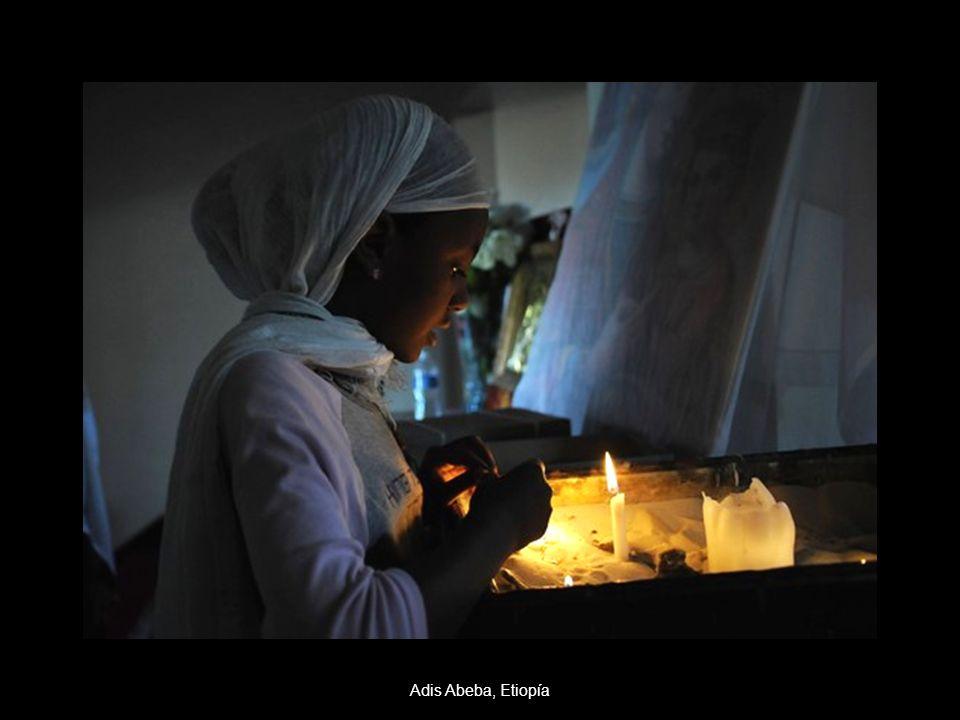 Adis Abeba, Etiopía
