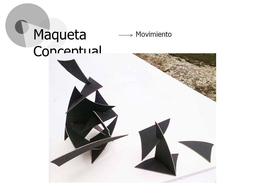 Movimiento Maqueta Conceptual