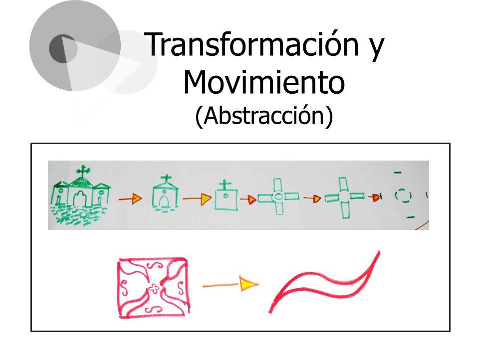 Transformación y Movimiento (Abstracción) 0