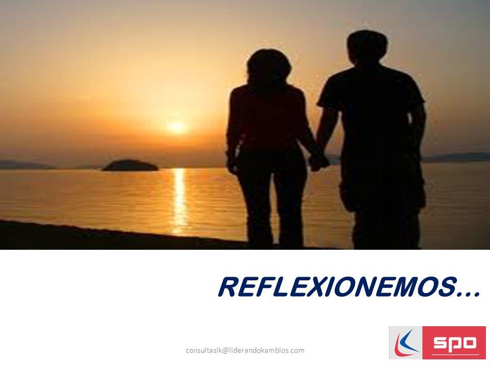 REFLEXIONEMOS… consultaslk@liderandokambios.com