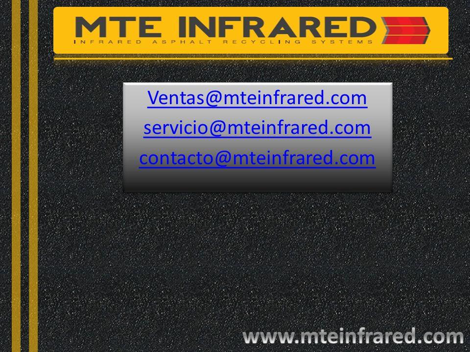 Ventas@mteinfrared.com servicio@mteinfrared.com contacto@mteinfrared.com Ventas@mteinfrared.com servicio@mteinfrared.com contacto@mteinfrared.com