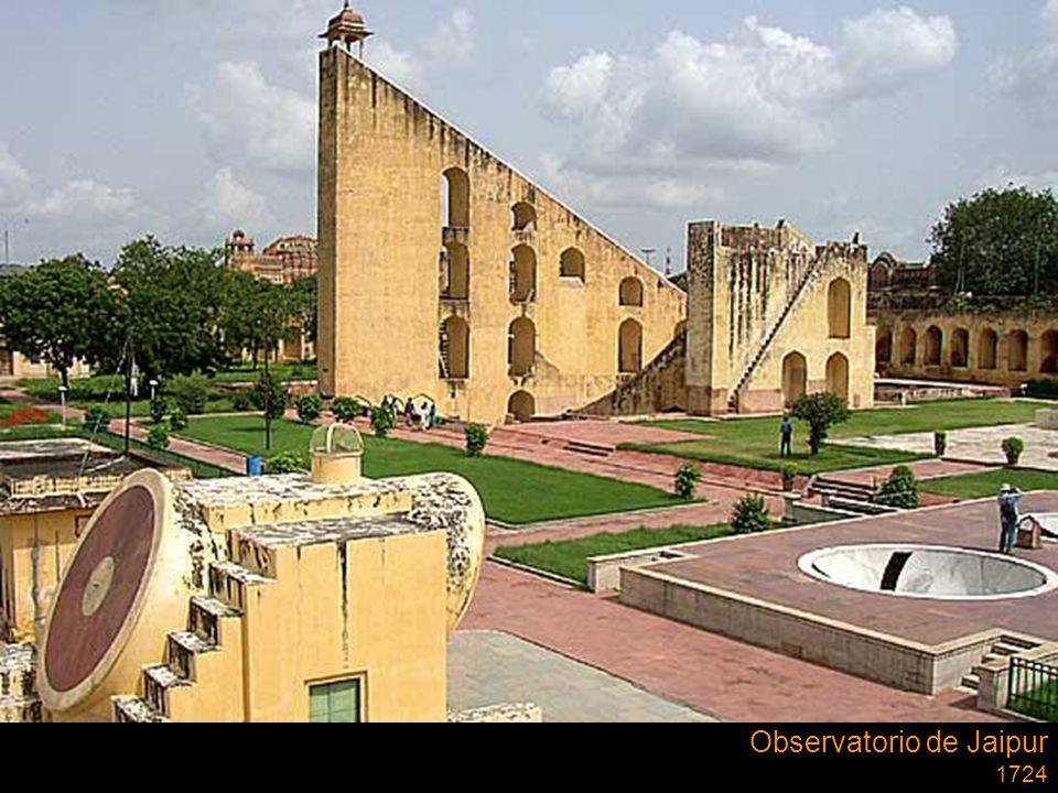 Observatorio de Jaipur 1724