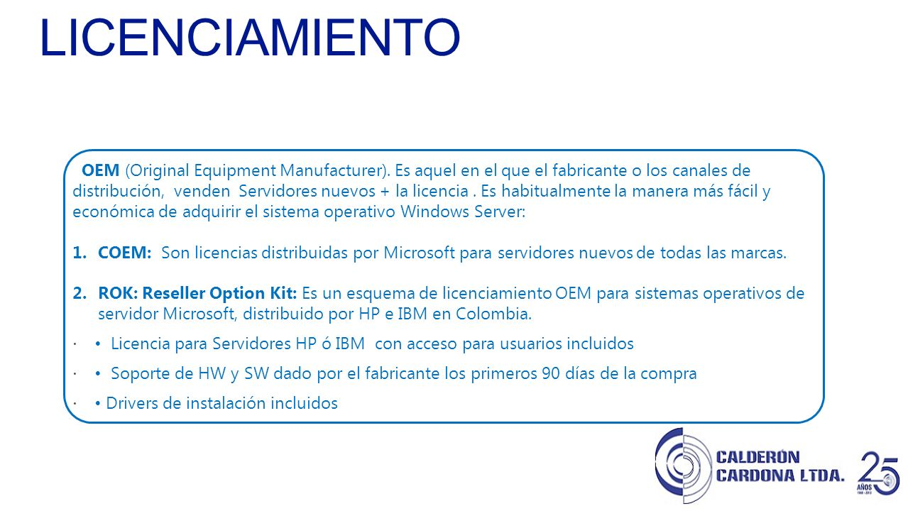 Go to microsoft.com/licensing/software-assurance to learn more about Software Assurance benefits.microsoft.com/licensing/software-assurance 1 : 1 Windows Server 2012 Essentials Windows SBS 2011 Essentials Windows SBS 2011 Standard Windows SBS 2011 Premium Add-On Windows Server 2012 Standard Ediciones Retiradas Exchange Server Standard SQL Server 2012 Standard 23