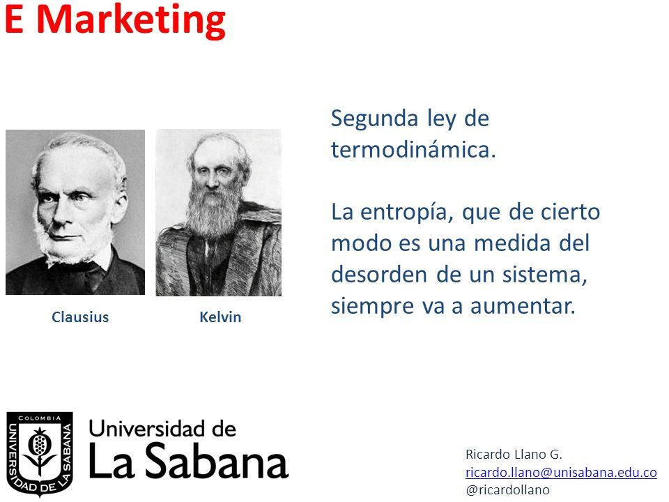 E Marketing Ricardo Llano G.