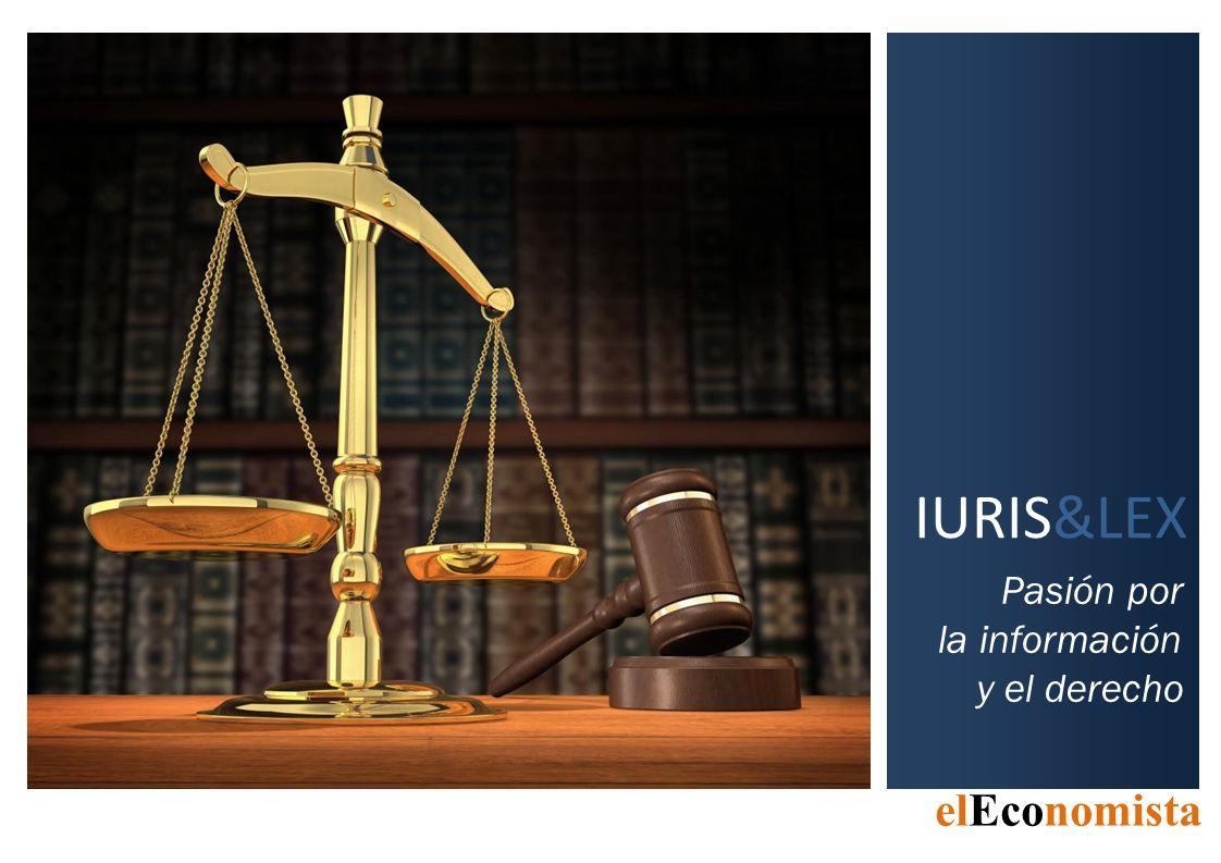 El diario elEconomista ha apostado por brindar a sus lectores una información legal y jurídica de interés en un nuevo formato digital, inédito y moderno, que combina el dinamismo de las nuevas tecnologías con una información jurídica de análisis y profundidad.