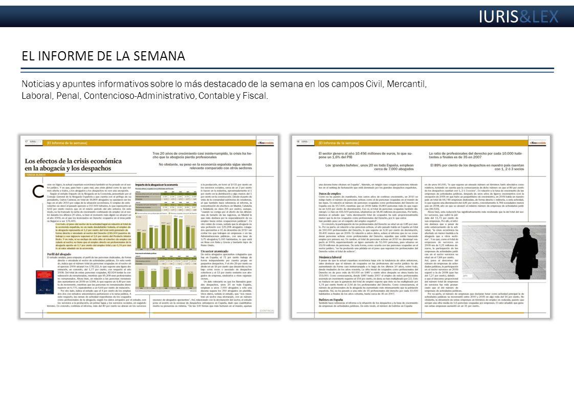 Un glosario de las normas más destacadas publicadas a lo largo de la semana en el Boletín Oficial del Estado y en los boletines de comunidades autónomas y ayuntamientos.