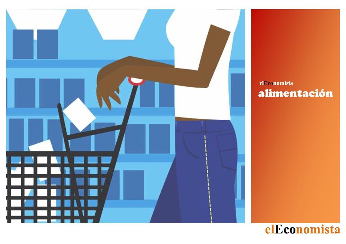 PUBLICIDAD Otra sección de carácter claramente gráfico y con opciones interactivas para presentar los mejores anuncios publicitarios y campañas de marketing de las marcas de alimentación.