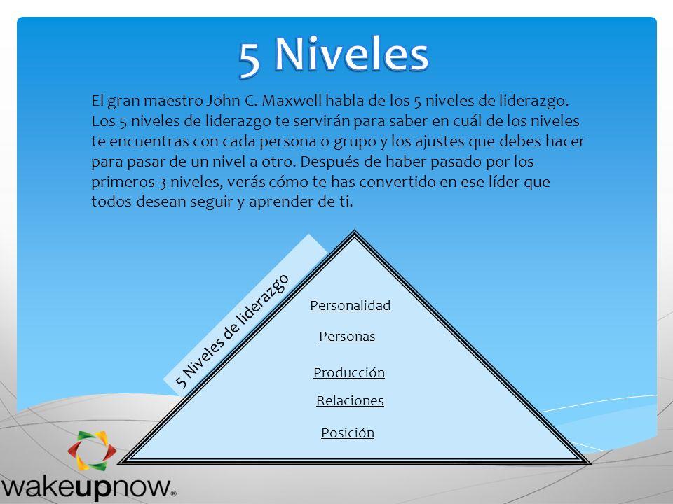 romans 5 1 5 niveles de liderasgo