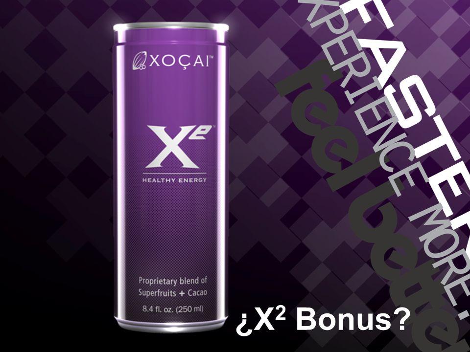 ¿X 2 Bonus