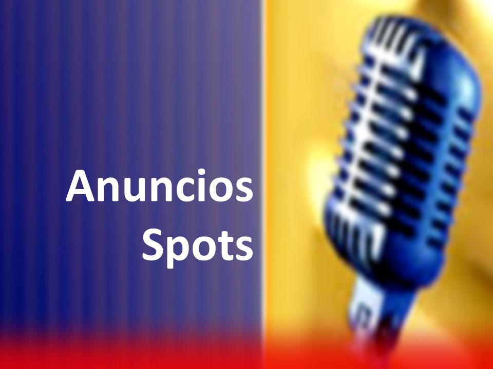 Anuncios Spots