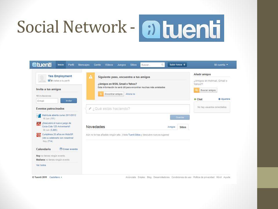 Social Network -