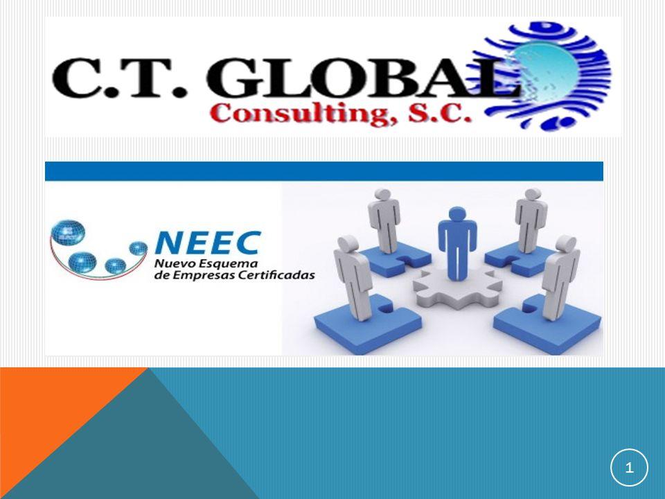 ¿Qué es el Nuevo Esquema de Empresas Certificadas (NEEC).