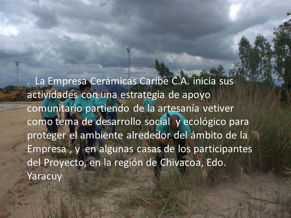 La Empresa Cerámicas Caribe C.A.