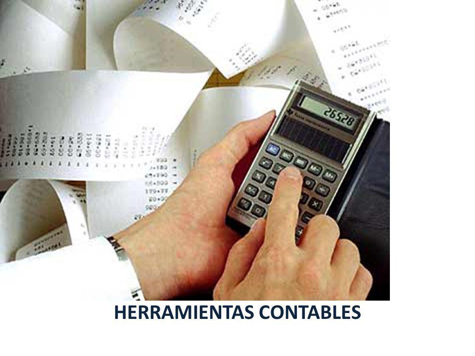 HERRAMIENTAS CONTABLES