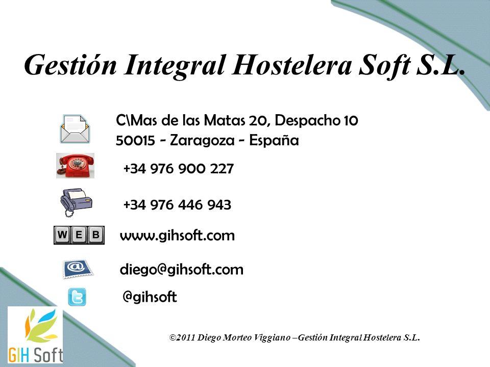Gestión Integral Hostelera Soft S.L.