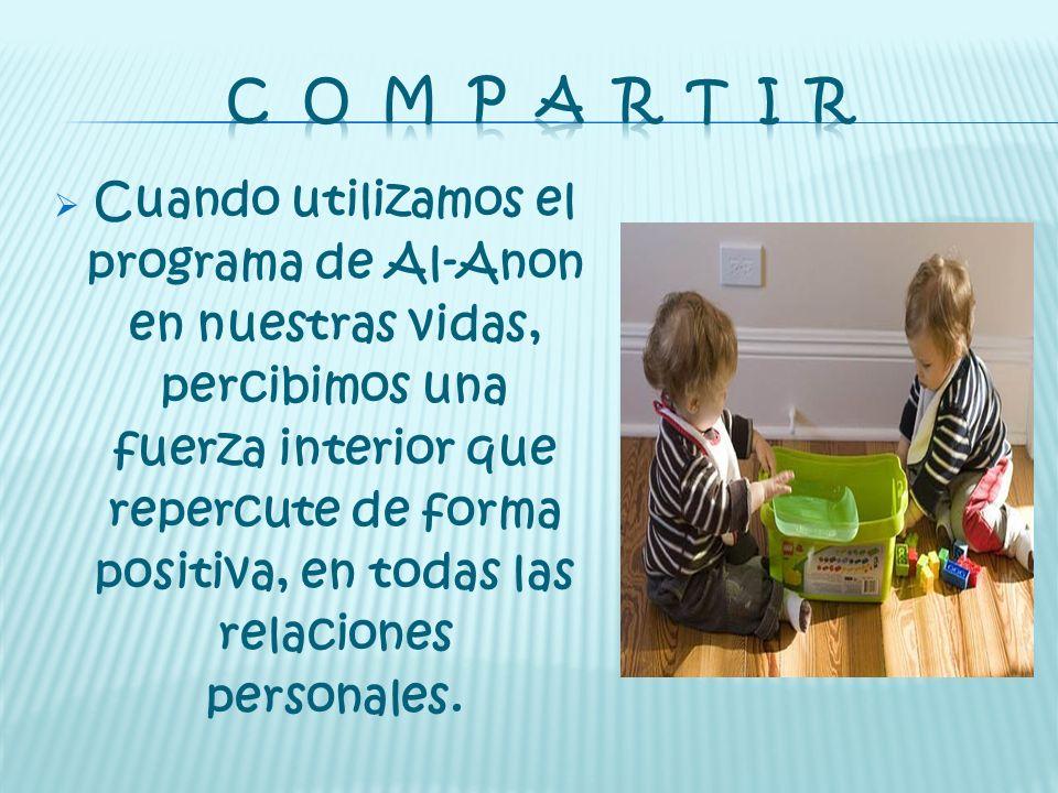 Apadrinamiento es un trabajo en Al-Anon y usted puede ayudar en él.