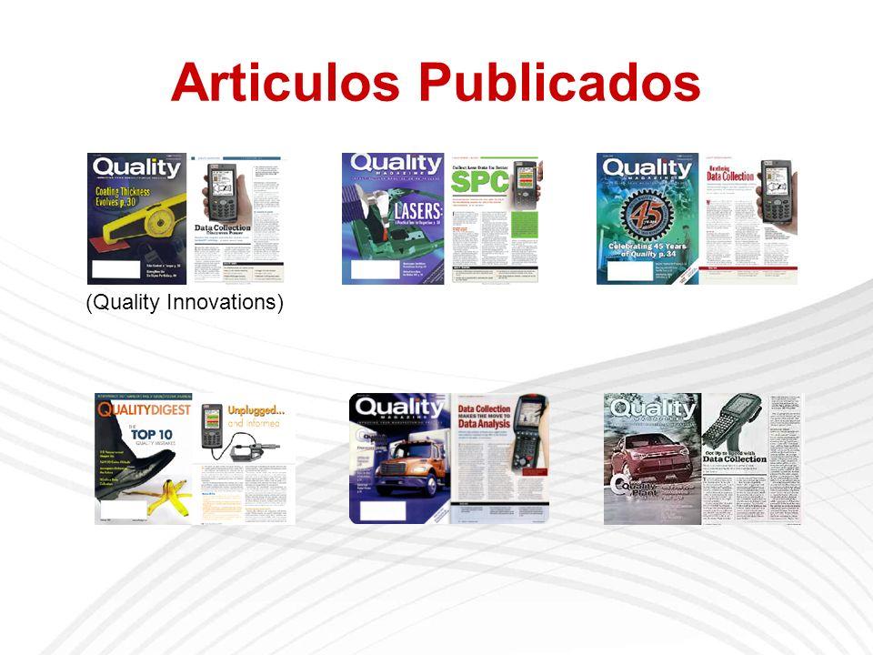 Articulos Publicados (Quality Innovations)