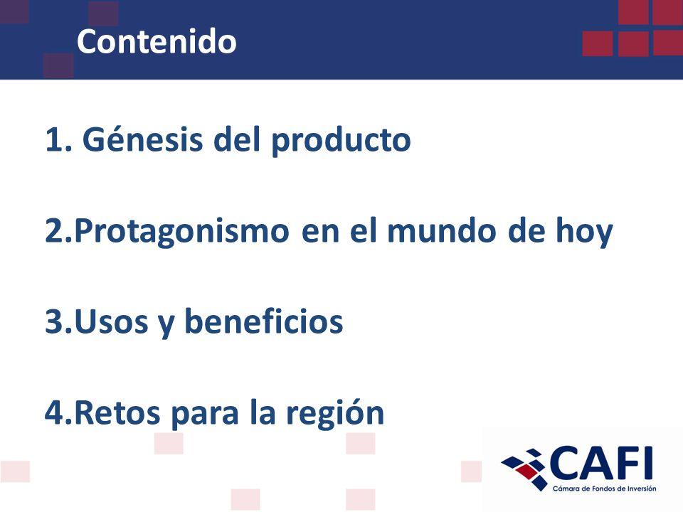Génesis del Producto
