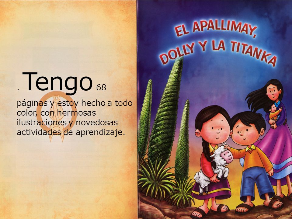 Soy uno de los recientes hijos de JULIO ROLANDO VILLANUEVA SOTOMAYOR, gemelo del T.I, engreído de los chicos de primaria, a quienes los ayudo a leer y