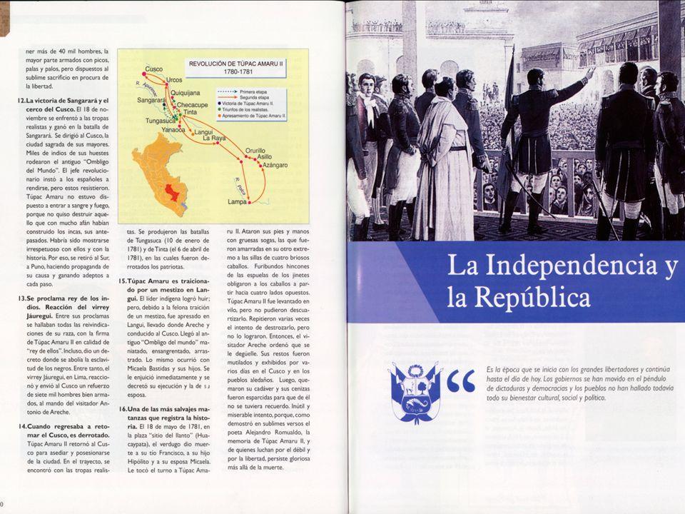 Soy el libro que contesta todas las interrogantes sobre la historia del Perú, desde sus orígenes hasta nuestros días, por lo que utilizo 496 páginas c