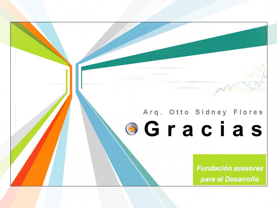 L/O/G/O www.themegallery.com Gracias Arq. Otto Sidney Flores