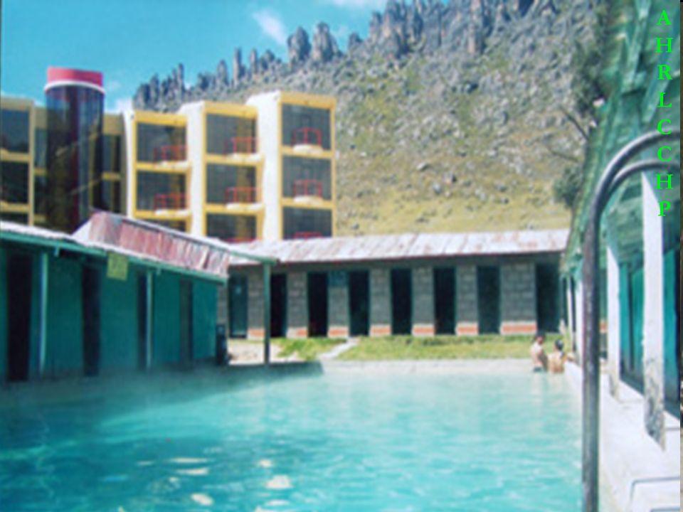 QUINTO Cuenta con aguas termomedicinales dentro del área turística y un complejo hotelero moderno. QUINTO Cuenta con aguas termomedicinales dentro del