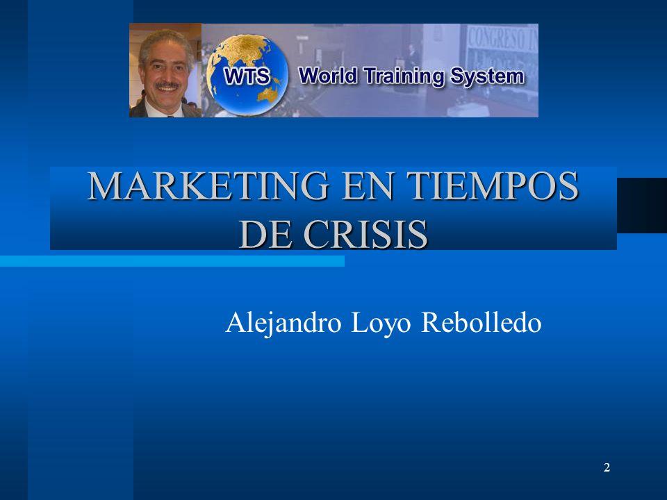 3 Definición actualizada de Marketing Marketing es la percepción que el cliente tiene de tu empresa.