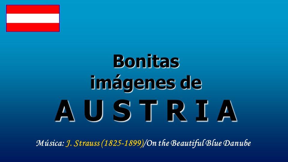 Bonitas imágenes de A U S T R I A Música: J. Strauss (1825-1899)/On the Beautiful Blue Danube