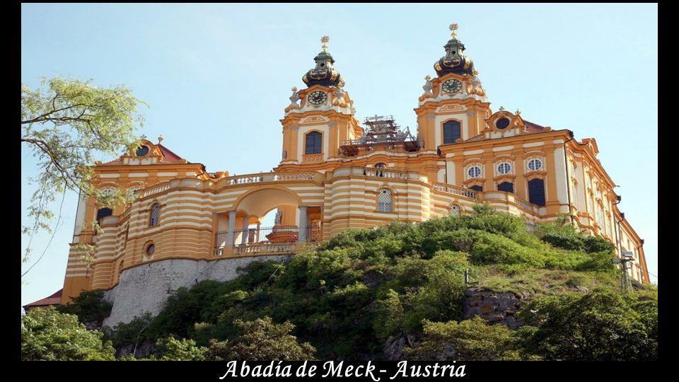 Abadía de Meck - Austria