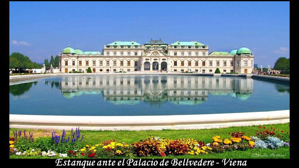 Castillo junto al Danubio